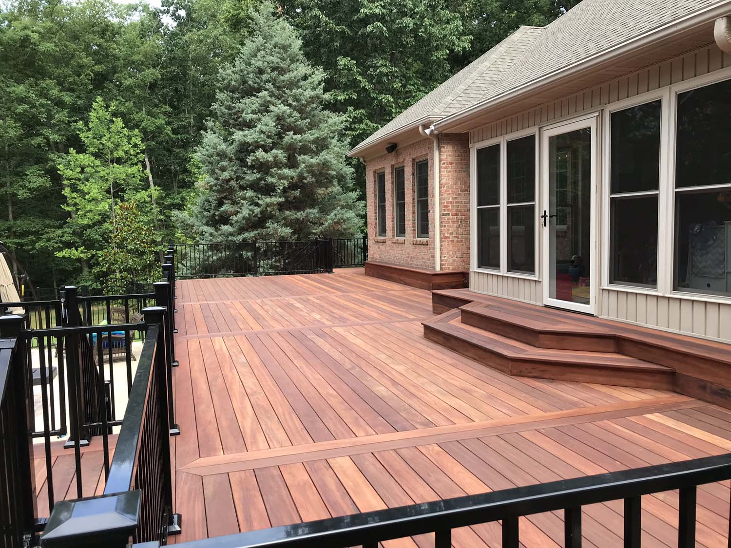 Custom Wood Deck Care Tips