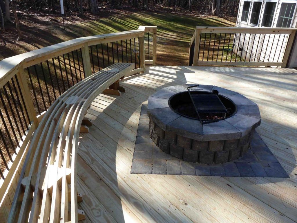 Firepits for Your Patio
